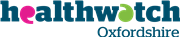 Service logo for Healthwatch Oxfordshire